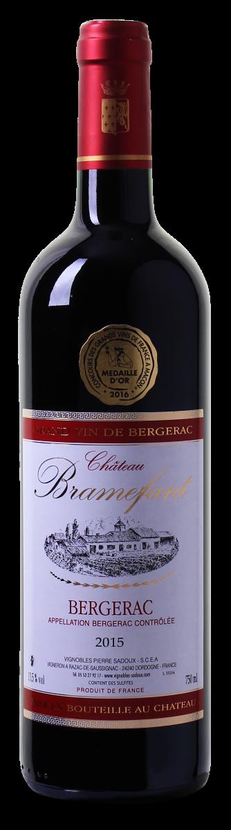 Château Bramefant Bergerac AOC Rouge