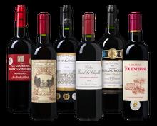 Wijnpakket Bordeaux   Wijnvoordeel