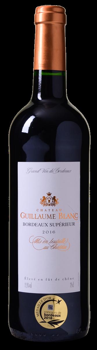 Afbeelding van Château Guillaume Blanc Bordeaux Superieur AOC