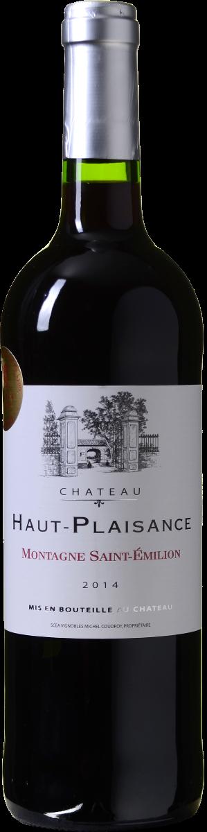Château Haut-Plaisance Montagne Saint-Émilion wijnvoordeel.nl