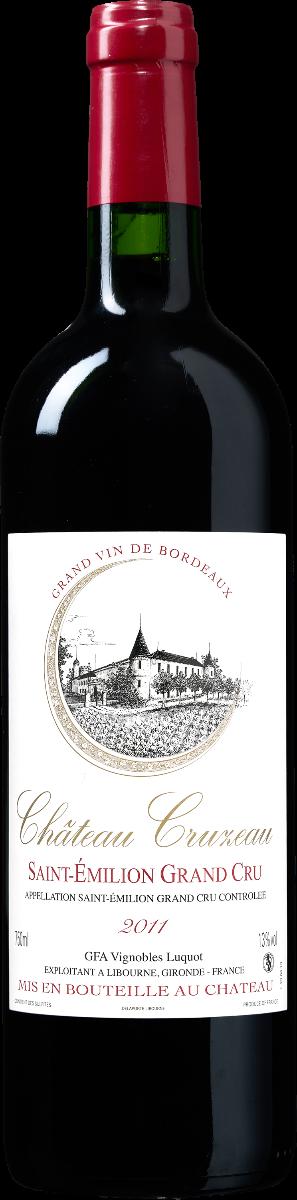 Château Cruzeau Saint-Émilion Grand Cru AOP