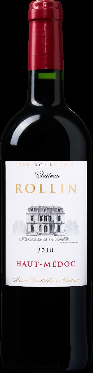 Château Rollin Haut-Médoc AOP Cru Bourgeois