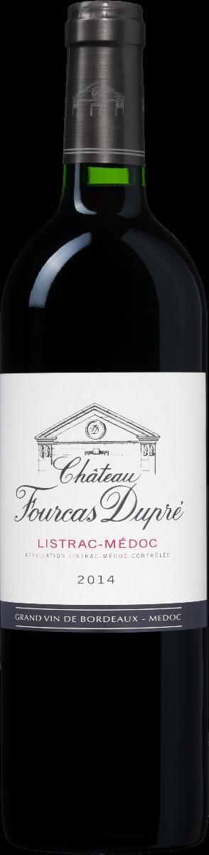 Château Fourcas Dupré Listrac-Médoc AOP