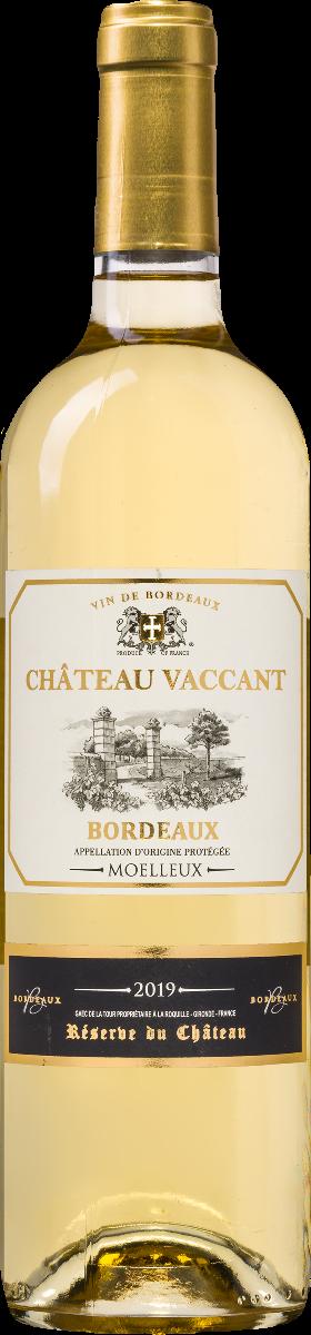 Château Vaccant Bordeaux Moelleux AOP
