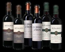 Wijnpakket Rioja   Wijnvoordeel