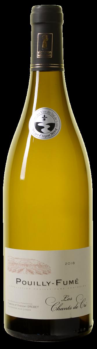 Fabrice & Vincent Grebet Pouilly Fumé AOC wijnvoordeel.nl