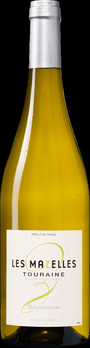 Les Mazelles Sauvignon Blanc Touraine AOP