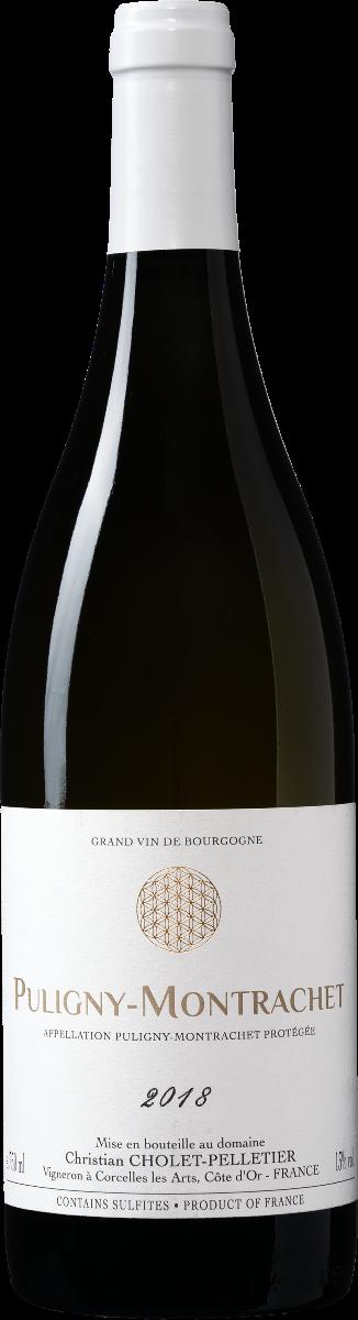 Domaine Cholet-Pelletier Puligny-Montrachet AOC Blanc