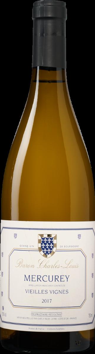 Baron Charles-Louis Mercurey Blanc Vieilles Vignes AOC