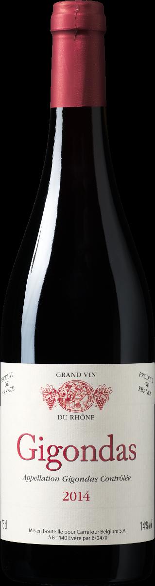Gigondas Grand Vin de Rhône AOC Gigondas