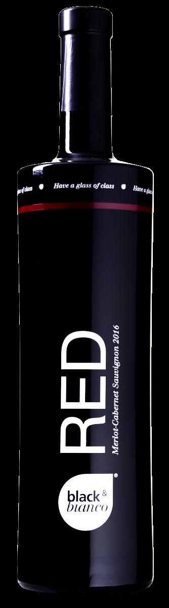 Afbeelding van Black & Bianco Pinot Noir Pays d'Oc IGP