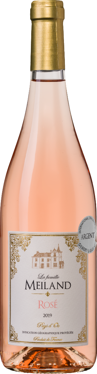 La famille Meiland Rosé (3 flessen)