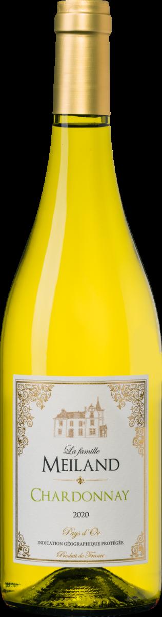 La famille Meiland Chardonnay Pays d'Oc IGP