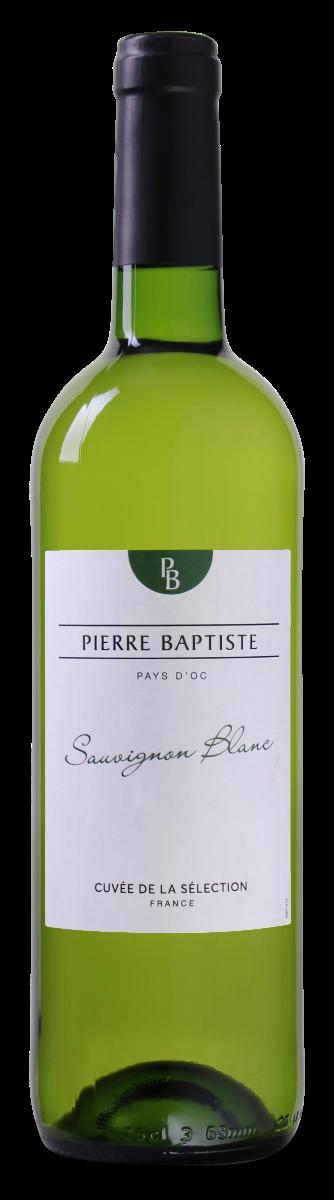 Pierre Baptiste Cuvée de la Seléction Sauvignon Blanc Pays d'Oc IGP