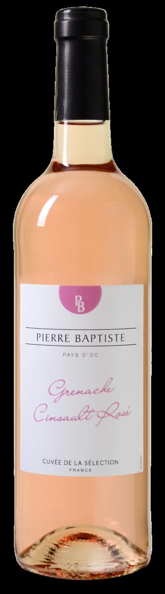 Pierre Baptiste Grenache-Cinsault Rose