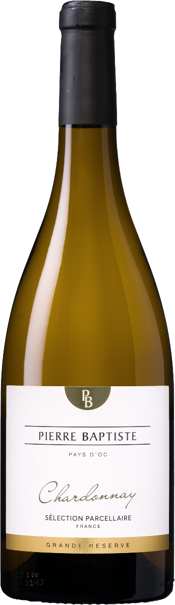 Pierre Baptiste Chardonnay Grande Réserve Pays d'Oc IGP
