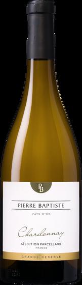 Pierre Baptiste Chardonnay Oaked Grande Réserve Pays d'Oc IGP