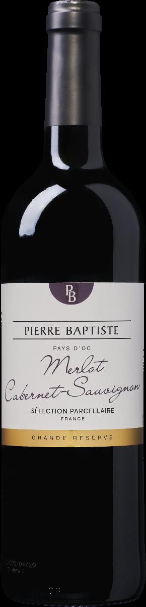 Pierre Baptiste Grande Reserve Merlot-Cabernet