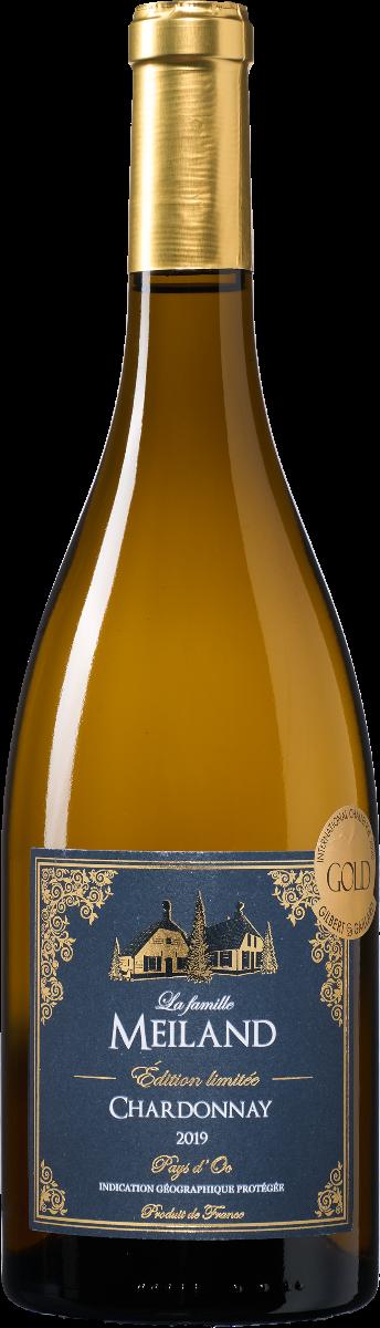 La famille Meiland Édition limitée Chardonnay Pays d'Oc IGP