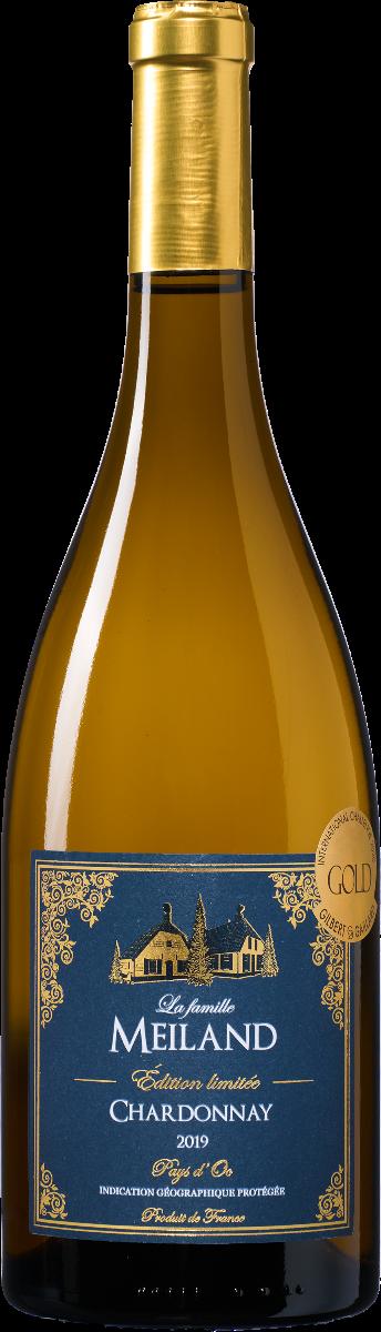 La famille Meiland Édition limitée Chardonnay Pays d'Oc IGP (1 fles)