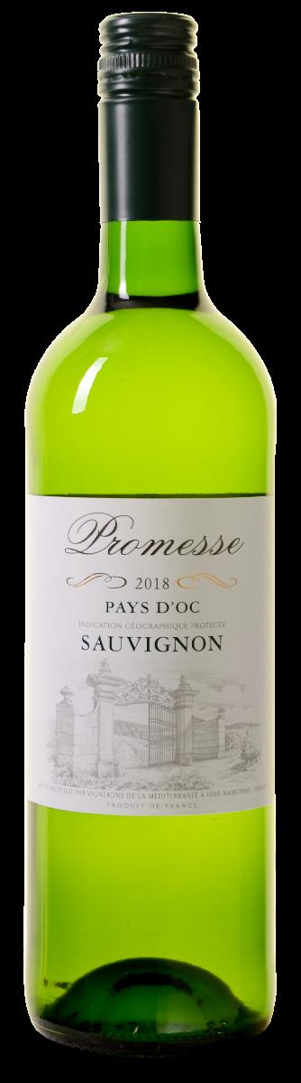 Promesse Sauvignon Blanc Pays d'Oc IGP