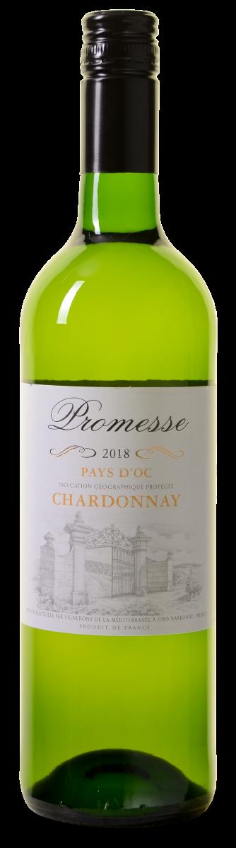 Promesse Chardonnay Pays d'Oc IGP