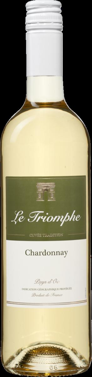 Le Triomphe Chardonnay Pays d'Oc IGP