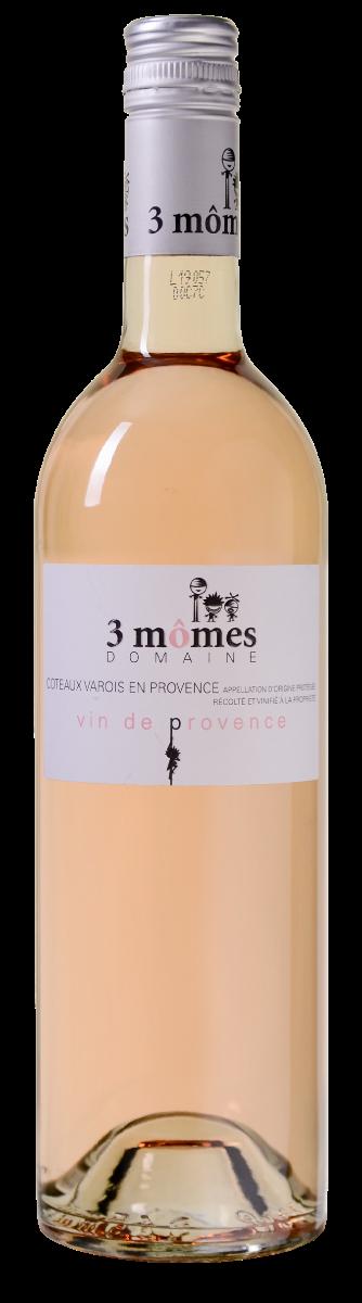 Domaine 3 Momes Coteaux Varois en Provence AOP wijnvoordeel.nl