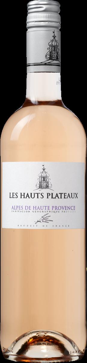 Les Hauts Plateaux Alpes-de-Haute-Provence IGP Rose