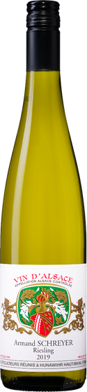 Armand Schreyer Riesling Alsace AOC | Wijnvoordeel