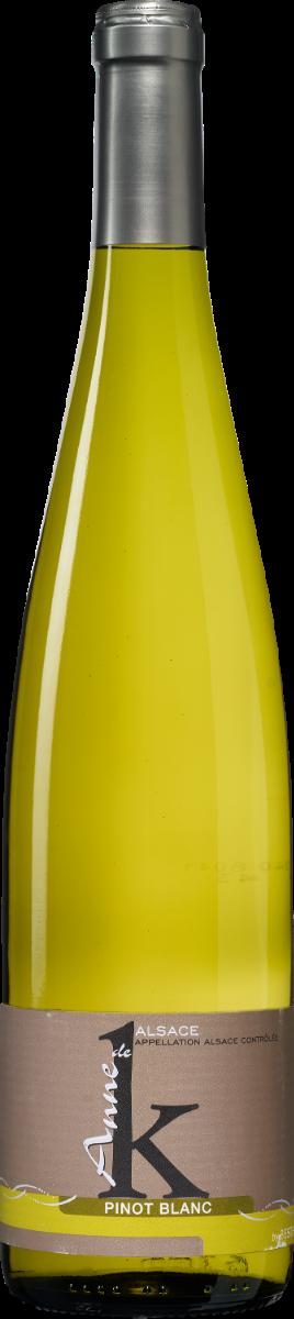 Image of Anne de K Pinot Blanc Alsace AOC