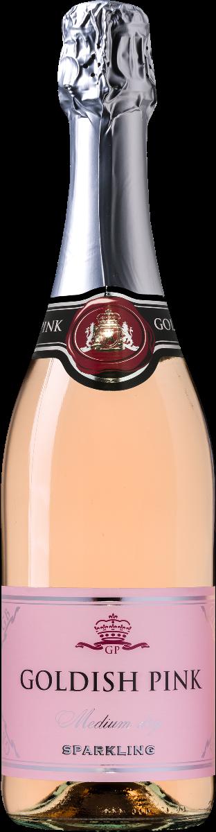 Goldish Pink Sparkling Rosé