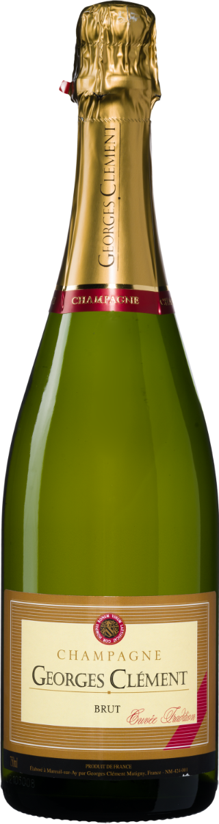Image of Georges Clement Champagne AC Brut