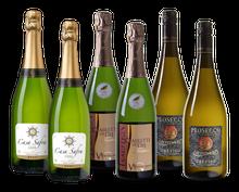 Wijnvoordeel   Wijnpakket Favoriete Mousserende Wijnen