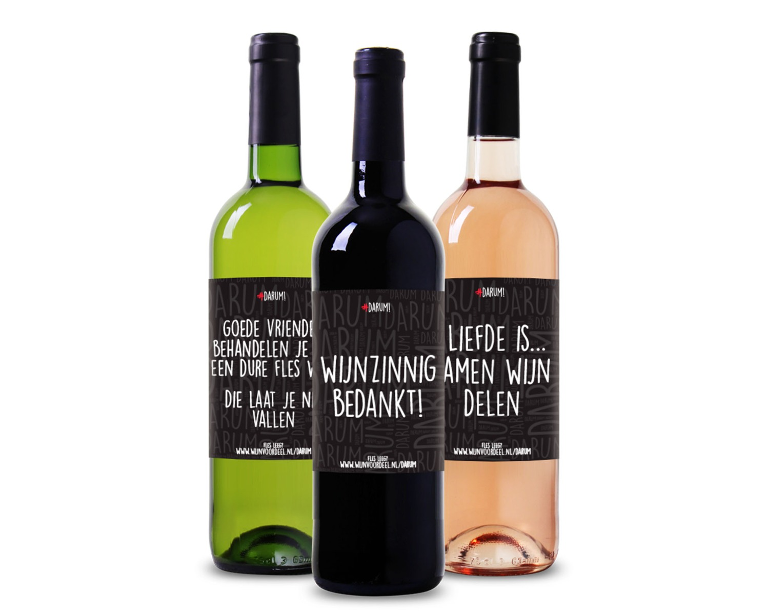#Darum Wijnpakket Mix