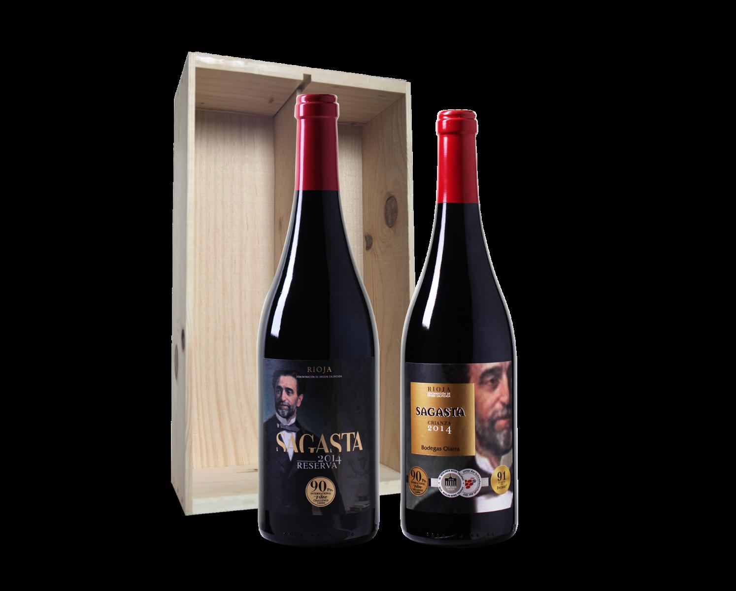 Wijnkist Rioja