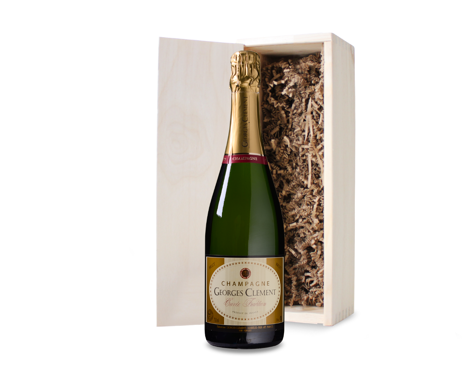 Wijnkist Champagne