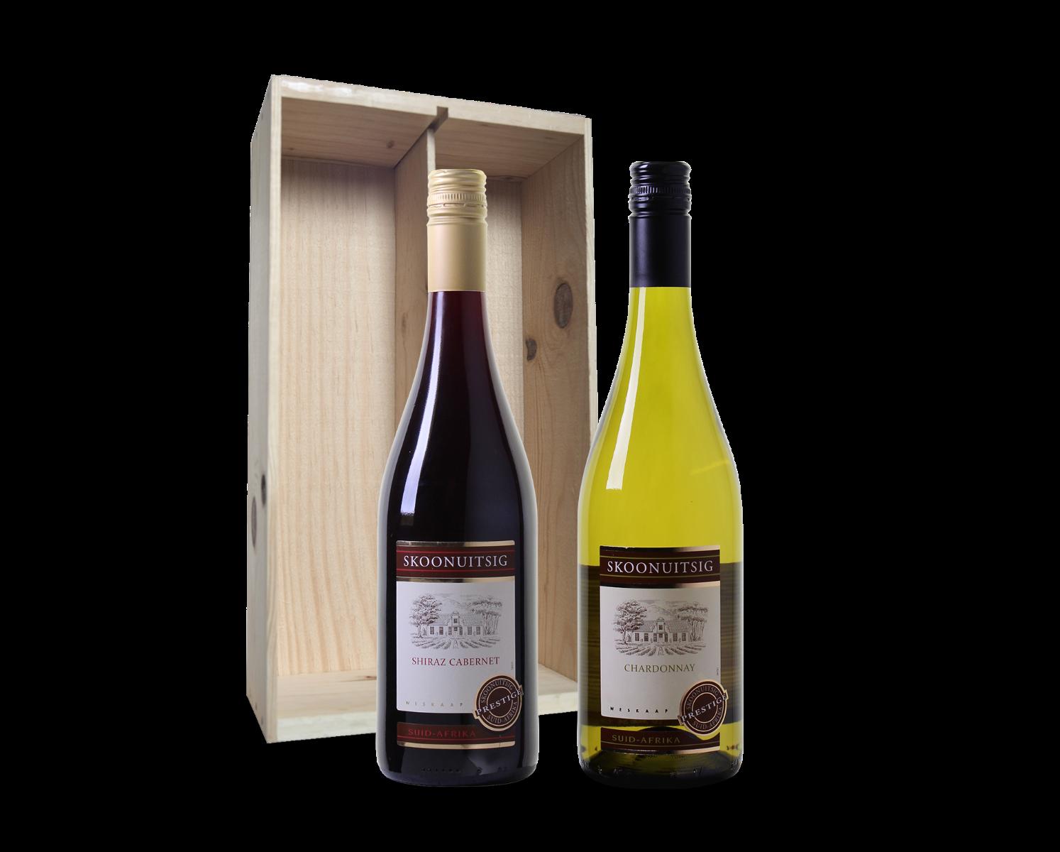 Wijnkist Skoonuitsig wijnvoordeel.nl