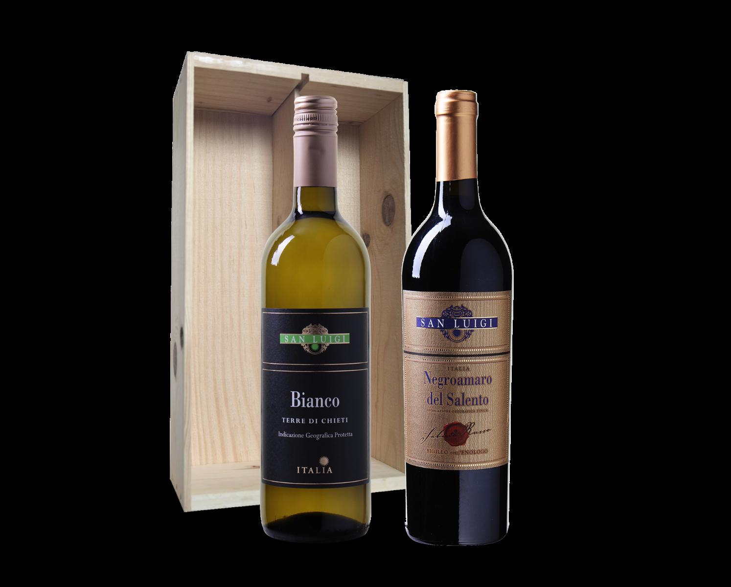 Wijnkist San Luigi wijnvoordeel.nl