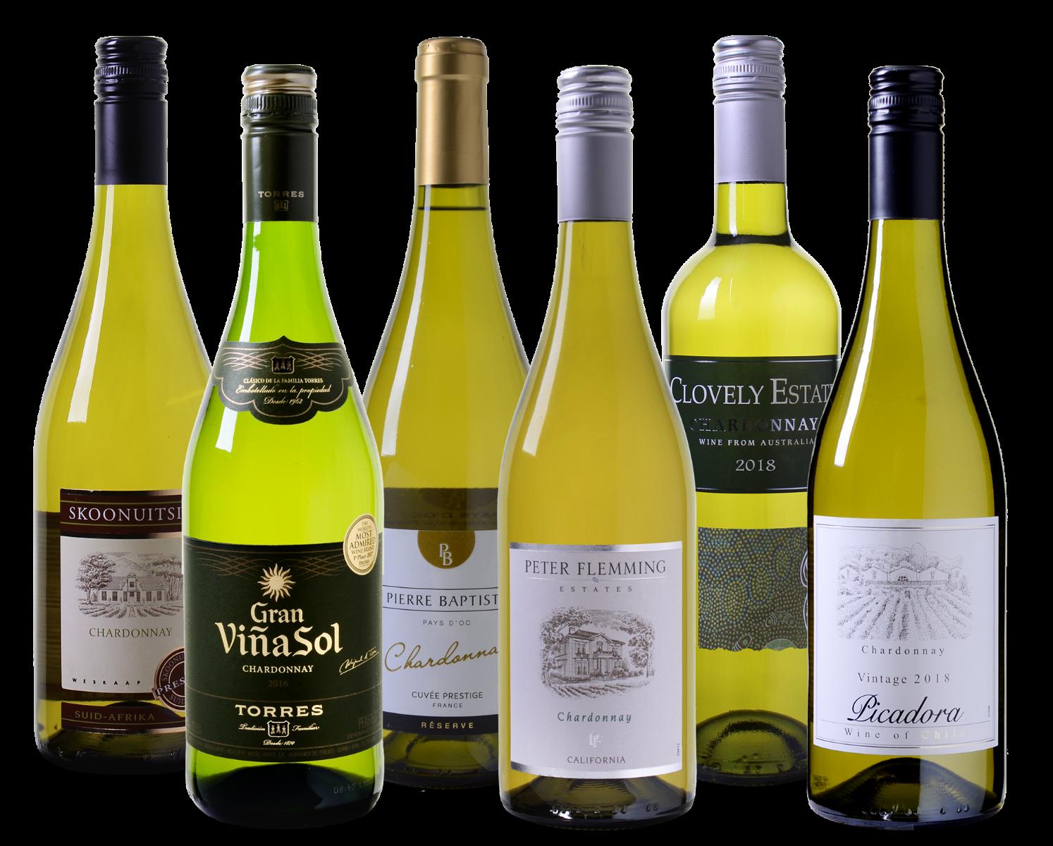 Pakket Werelds Wit wijnvoordeel.nl