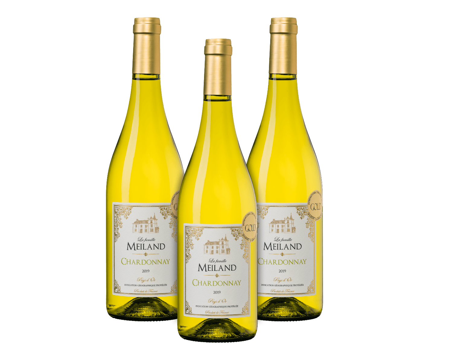 La famille Meiland Chardonnay (3 flessen)