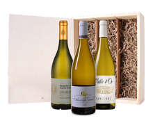 Wijnkist Luxe Frans wit   Wijnvoordeel