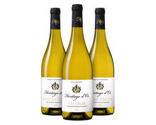 Wijnpakket Heritage d'Or