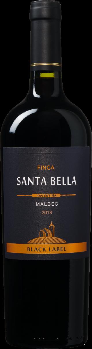 Finca Santa Bella Black Label Malbec Uco Valley Argentina