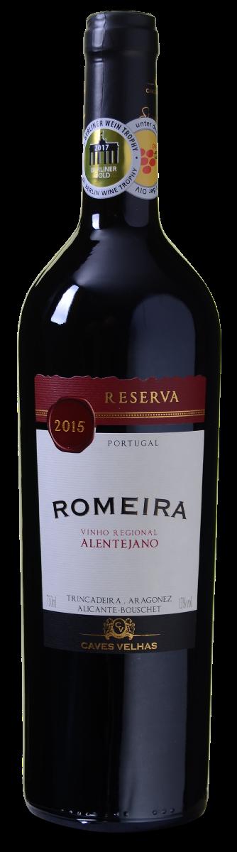 Romeira - Vinho Regional Alentejano Tinto Reserva