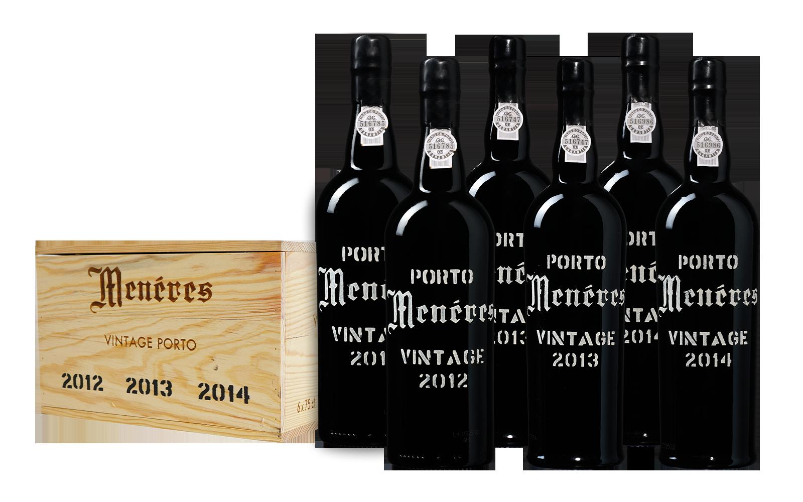 Image of Wijnkist Menéres Vintage Port (6 flessen)