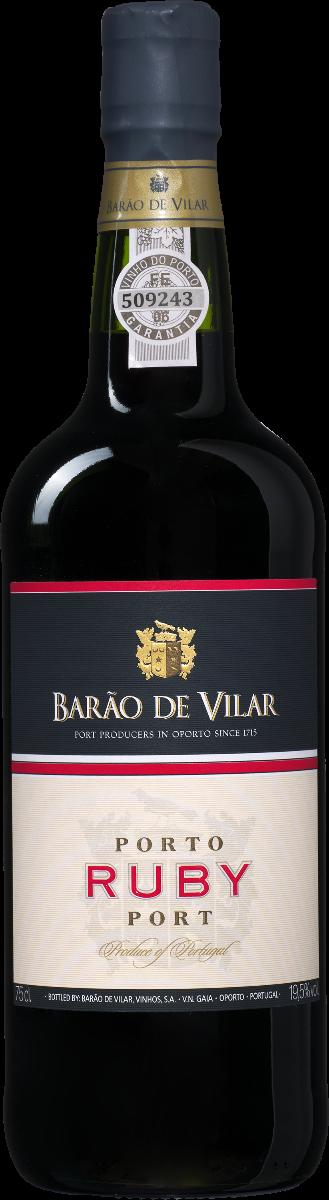 Image of Barão de Vilar Ruby Port