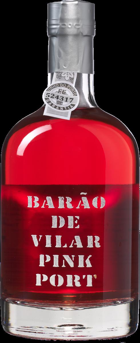 Barão de Vilar - Rosé Port (50cl)