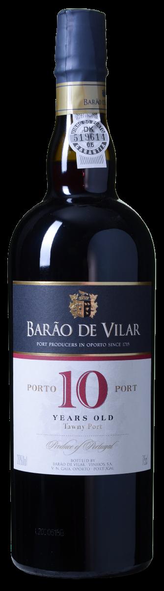 Image of Barão de Vilar 10 Years old Port