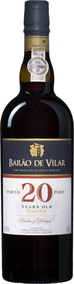 Barao de Vilar 20 Years old Port